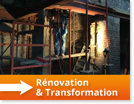 Rénovation et transformation
